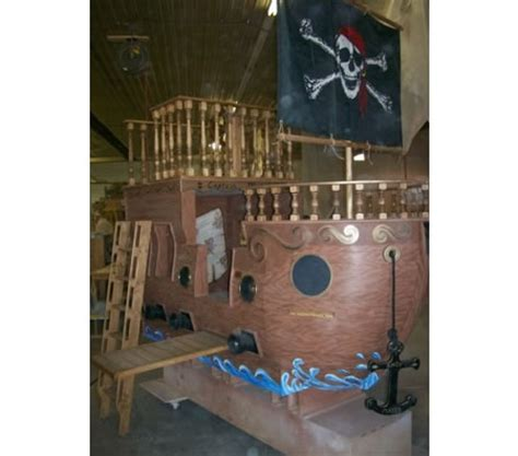 Pirate Bunk Beds Pirate Beds For Your