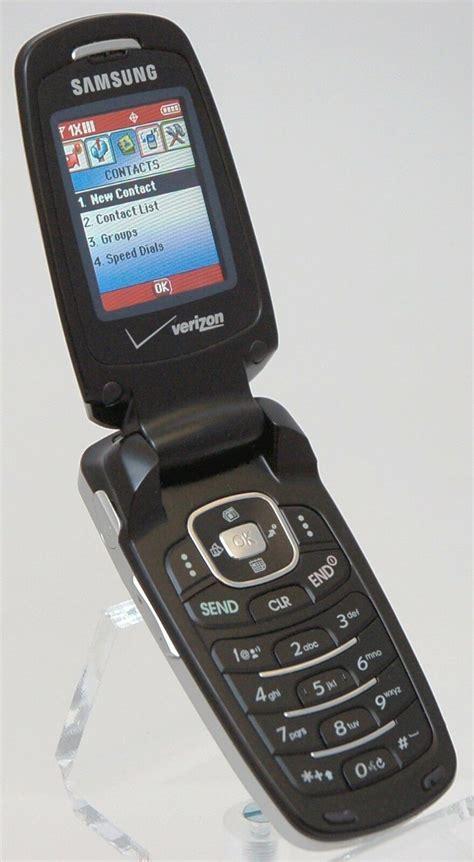 Samsung Flip Phone by Samsung Sch A870 Siren Cdma Verizon Flip Cell Phone Bluetooth Speakerphone Ebay