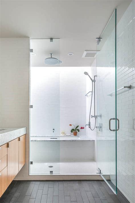 Chic Frameless Glass Shower Doors In Beach Style Orange Treated Glass Shower Doors