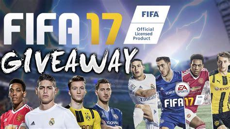 Fifa Giveaway - fifa 17 giveaway