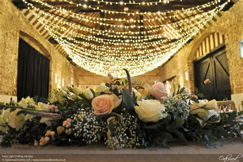 Fairies Light Lights Hire Oakwood Events