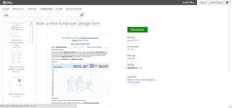 a thon pledge form template walkathon pledge form templates maggi locustdesign co