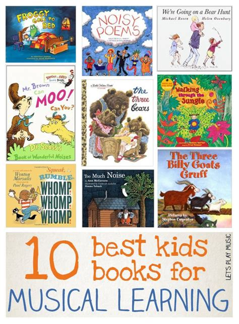 best picture books for toddlers best books for musical learning listening skills