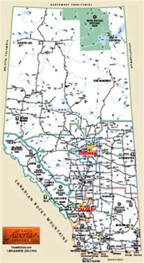 printable road maps of alberta kananaskis maps canmore alberta and area maps to download