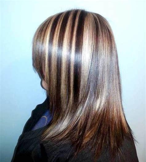 hair color fr 20 best hair color ideas in the world of chunky highlights