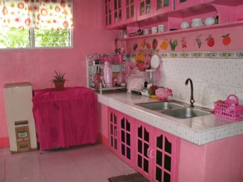pink kitchens pink kitchen ideas decorating quicua com