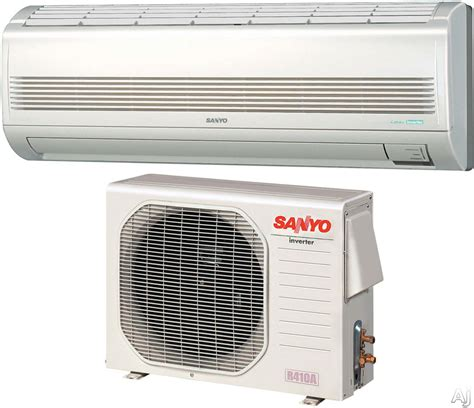 Kipas Sanyo friedrich m09cj 9 000 btu single zone wall mount ductless
