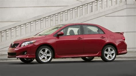 Toyota Acceleration Problem Cause Toyota Will Not Recall Corollas For Sudden