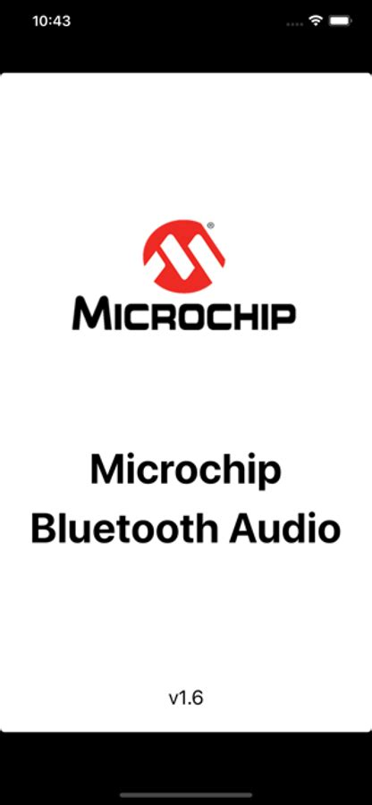 Microchip Bluetooth Audio - Free download and software