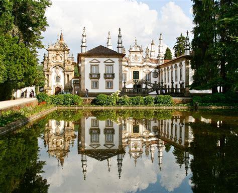 Casa de Mateus, Vila Real, Portugal jigsaw puzzle in