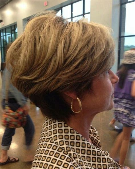 wedge haircuts for women over 50 pictures short wedge haircut for older women over 50 hairstyles