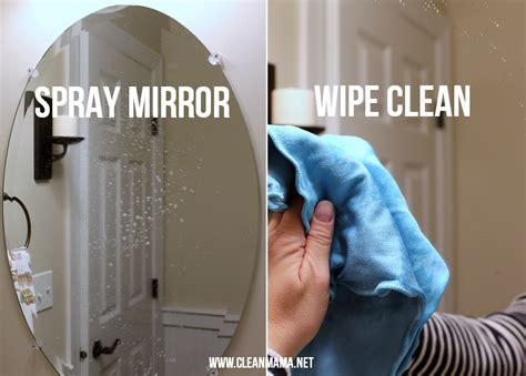 how to clean mirrors in bathroom speed clean your bathrooms clean mama