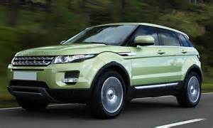 mini range rover range rover evoque mini test new baby for posh daily