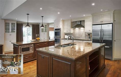 L Shaped Kitchen Designs With Island Pictures by Kitchen Renovation Ideas Photo Gallery Pioneer Craftsmen