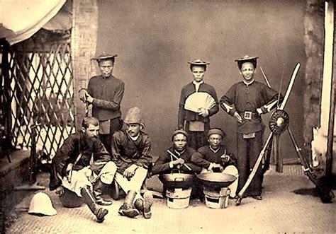 tonkinese rifles - Möbel Kolonie