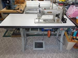 pfaff 545 h4 upholstery machine catcher quilting