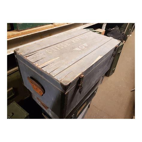 Décoration Caisse En Bois caisse en metal caisse metal rosycabroc design industriel