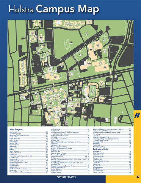 hofstra map 2013 14 hofstra s basketball guide by