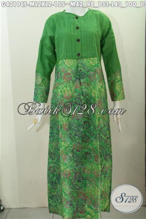 Gamis Juba Pria batik gamis warna hijau istimewa untuk pakaian santai dan
