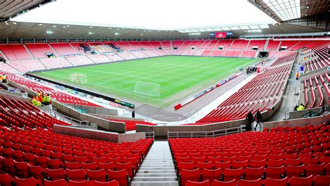 Of Sunderland Mba Top Up by Friendly At Stadium Of Light Sold Out Tyne Tees