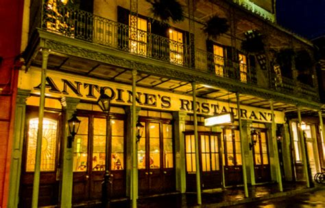 steak house new orleans antoine s restaurant new orleans oldest restaurant louisiana travel
