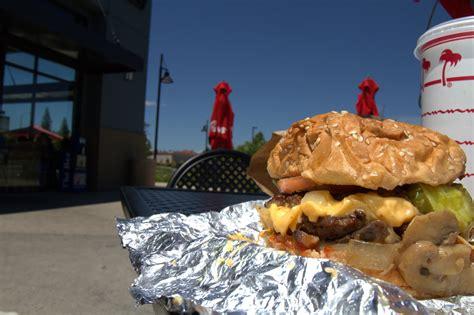 bacon cheeseburger     guys burgers