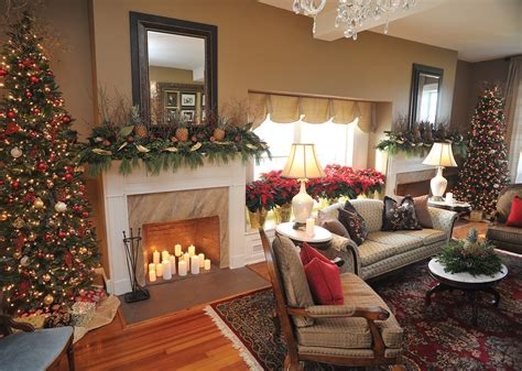 holiday home interiors holiday living christmas decorations holiday house living