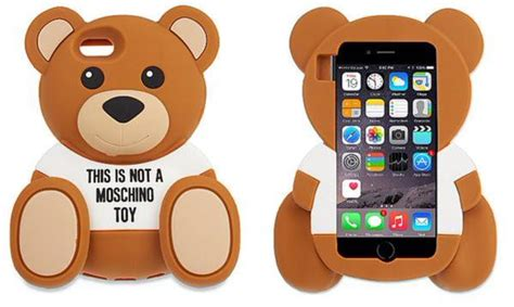 Silikon Geeks Note3 orso i m not a moschino moschino cover iphone