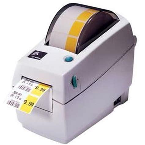 Imprimante étiquettes thermique directe lp2824 ZEBRA ...