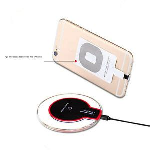 wireless charger kit  iphone    qi charging dock