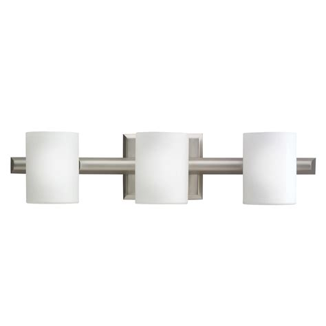 light fixtures bathroom vanity kichler 5967ni tubes vanity light