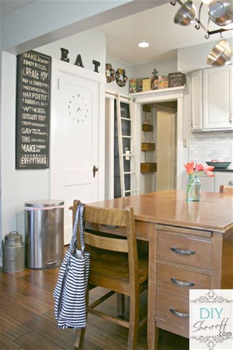 farmhouse kitchen updates diy show diy