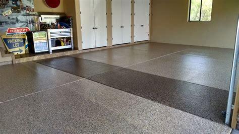 Az Flooring Companies by Garage Flooring Ideas Gallery Garage Solutions