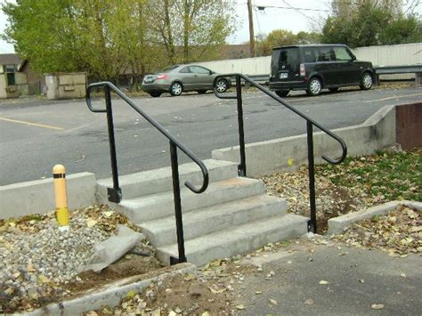 handlauf metall 21 best images about railing for outside steps on