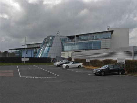 mercedes headquarters mercedes headquarters 169 alan hunt geograph britain