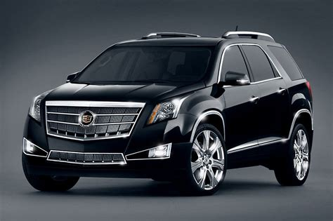 Cadillac Info Cadillac Srx Pictures Information And Specs Auto