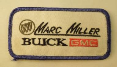 marc miller buick gmc buick dealership type patches