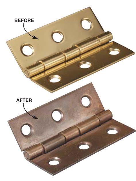 woodworker hardware q a how do you make new hardware look popular