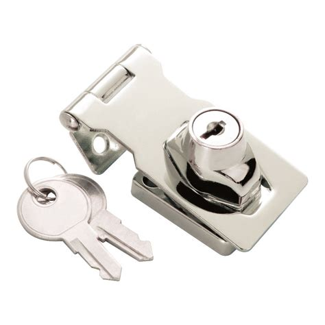 security 3707 keyed hasp lock latch atg stores