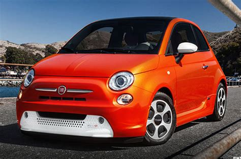 Fiat 500e Msrp by 10 Electric And Hybrid Cars That Get 40 Per Gallon