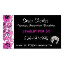 paparazzi business cards paparazzi jewelry business cards zazzle