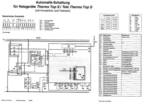 home eberspacher wiring diagram webasto thermo top c home