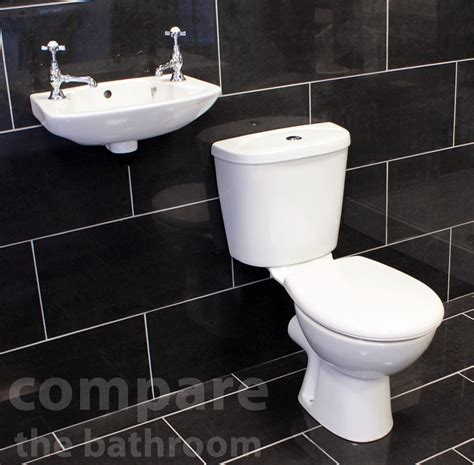 ensuite bathroom sinks sarah wall hung basin sink toilet set cloakroom bathroom