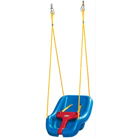 little tike swing little tikes snug n secure 2 in 1 swing blue toys quot r quot us