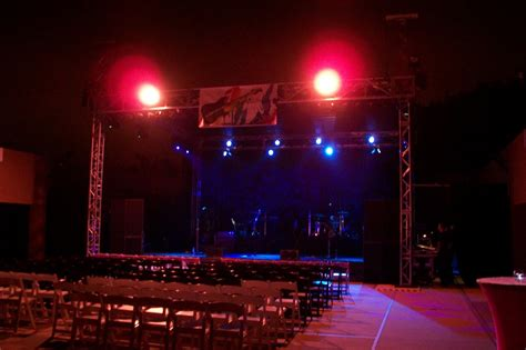 san diego stage and lighting flashback stage lighting san diego based event lighting