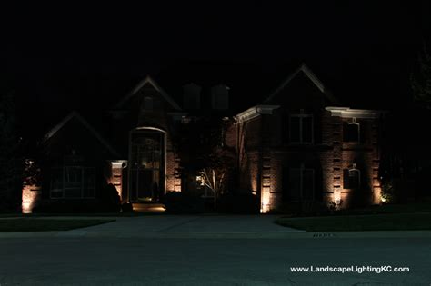 Landscape Lighting Repair In Leawood Ks Landscape Landscape Lighting Repair