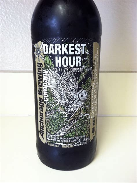 darkest hour beer walker s top beers anchorage brewing company darkest hour