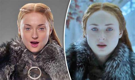 actress game of thrones season 1 game of thrones season 7 sansa stark actress sophie turner