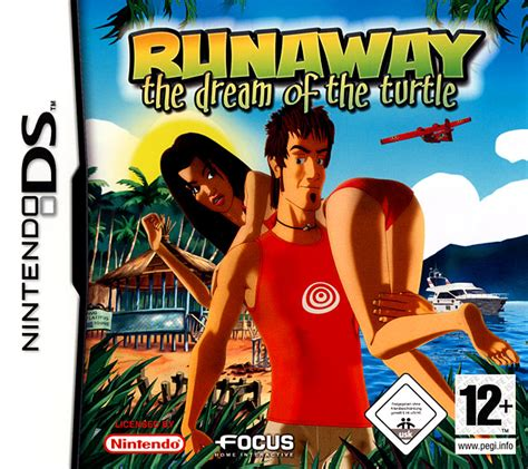Nintendo E Shop Region Usa 20 runaway the of the turtle nds nds