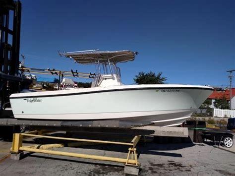 center console boats for sale ohio edgewater center console boats for sale in ohio